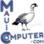 Maui Computer.com Logo